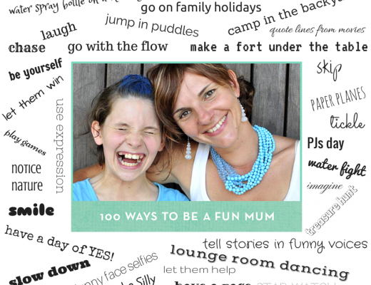 100 Ways to Be A Fun Mum
