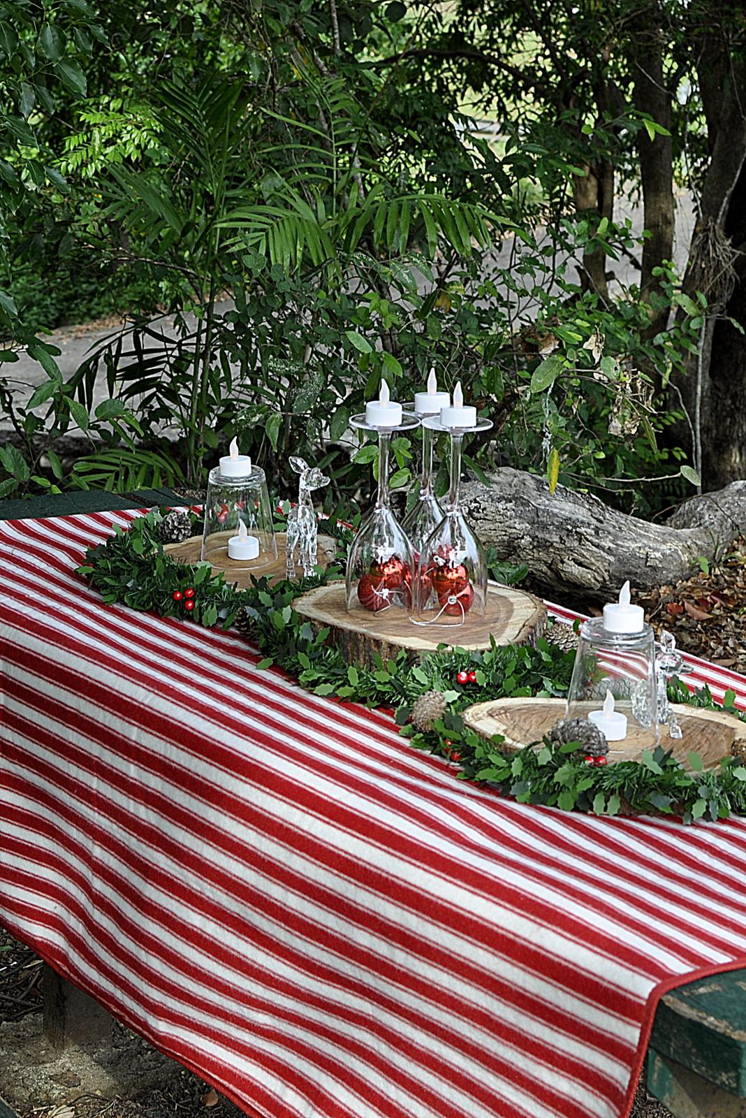 Christmas Light Decoration Ideas Outdoors