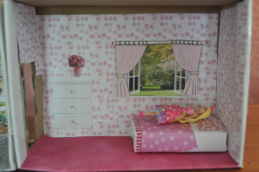 garage step ideas - Shoebox Dollhouse
