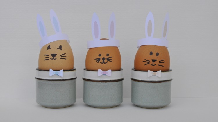 Adorable Bunny Hat for Your Eggs