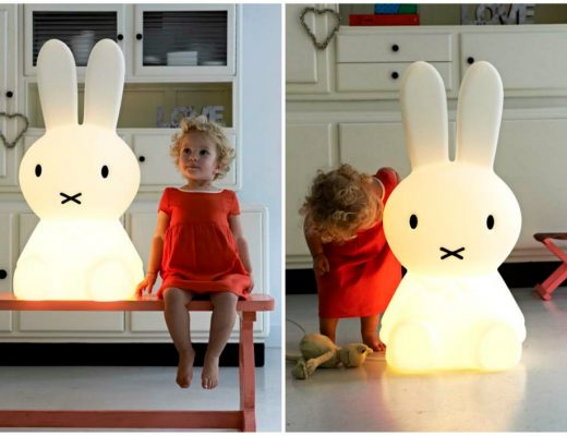 HUGE Miffy Nightlight - gorgeous, gorgeous, gorgeous