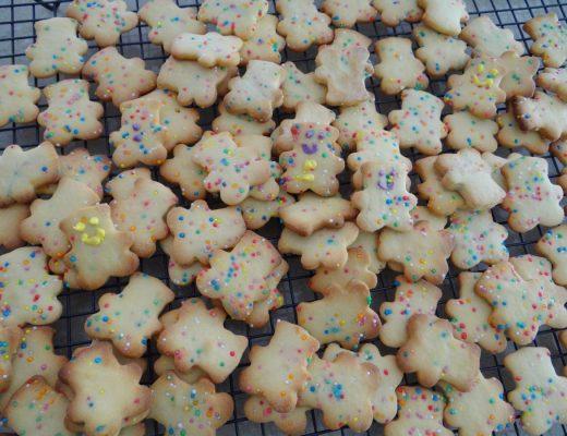 Make your own Tidy Teddies - Tiny Teddies Recipe