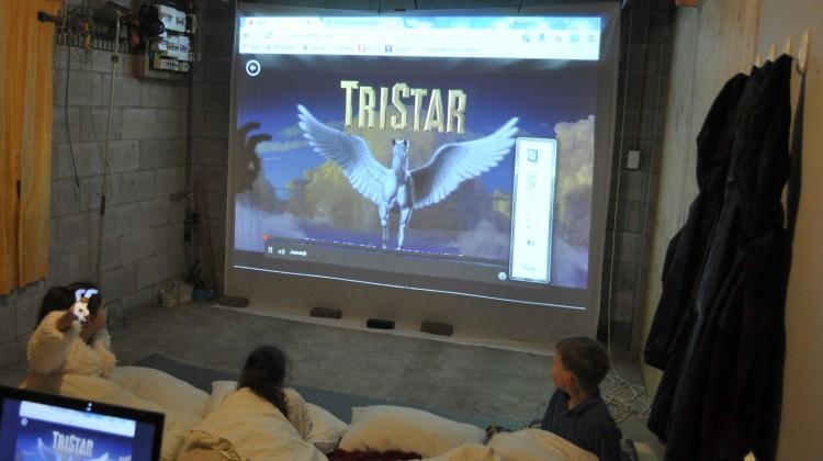 Portable Movie Theatre