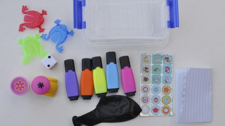 Fun things to put in your handbag