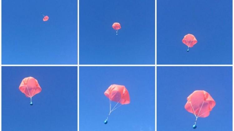 Make Mini Parachutes That Work