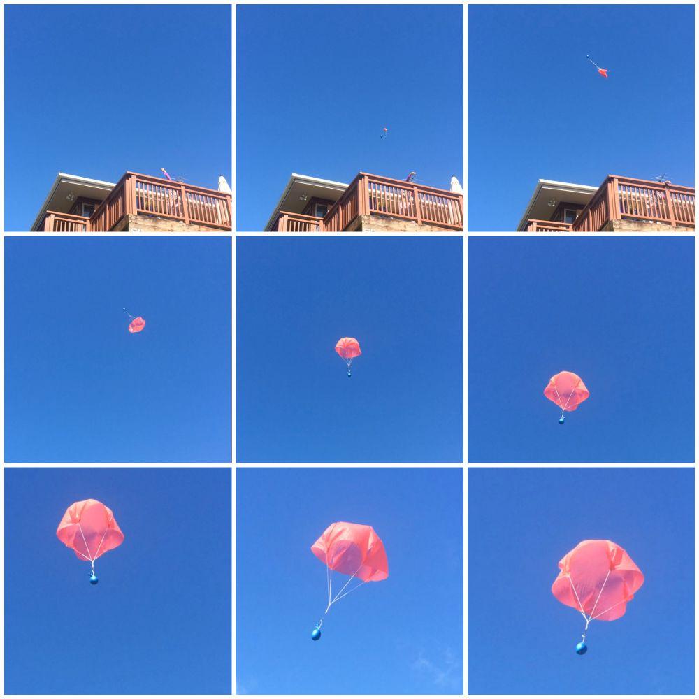Make Mini Parachutes That Work – Be A Fun Mum