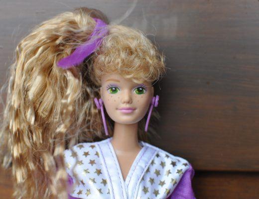 All Stars Midge Barbie 1990 Doll - in box