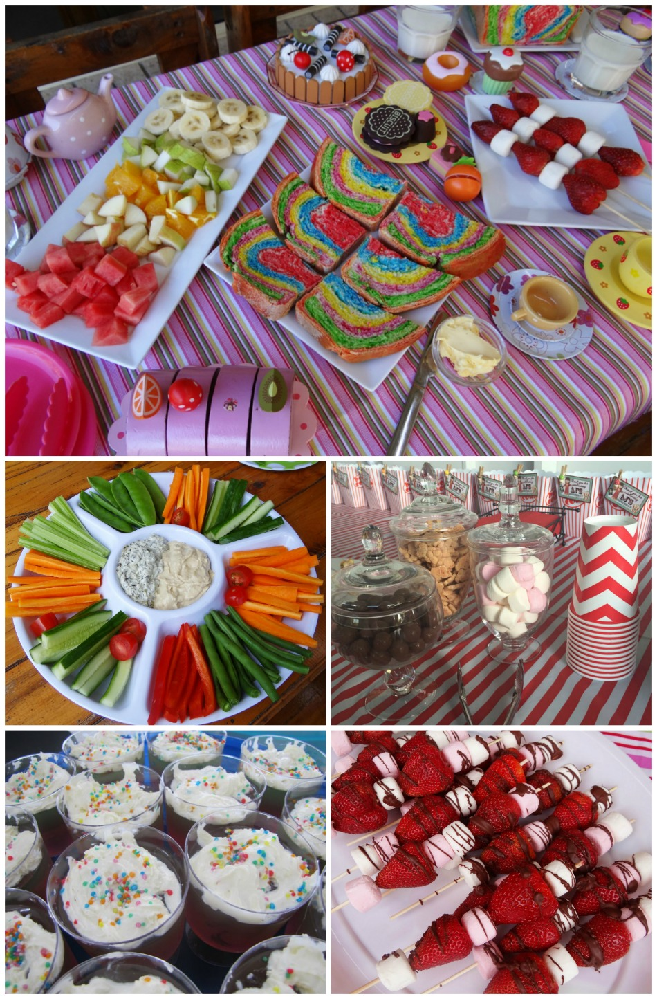 Kids Birthday Party Food Ideas