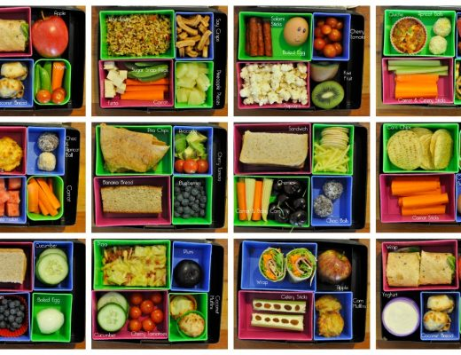 lunch box inspriation ideas