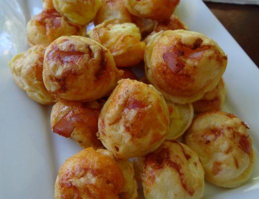 Ham & Egg Bites