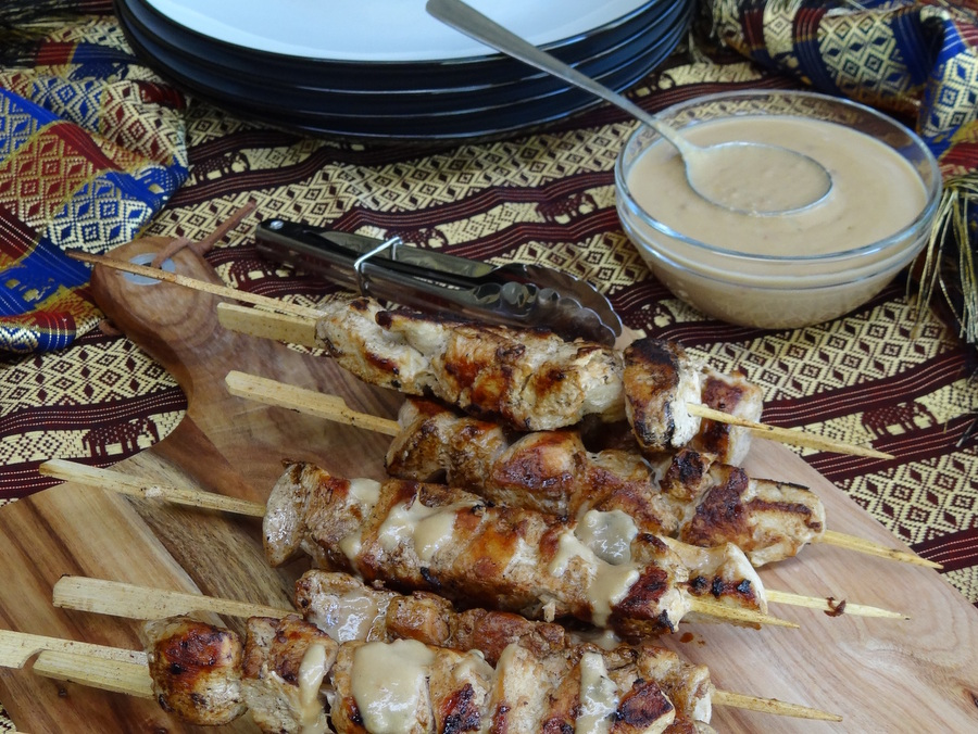 Satay Sauce Recipe
