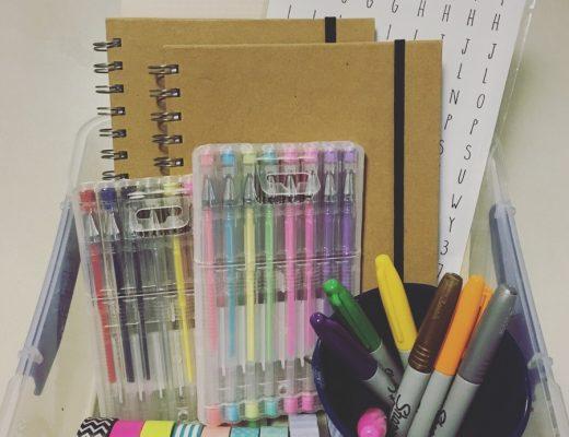 DIY Journal Kit