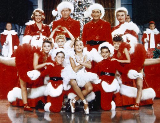 Top 20 Family Christmas Movies - White Christmas