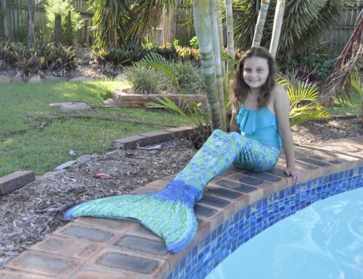 Mermaid Tail Review
