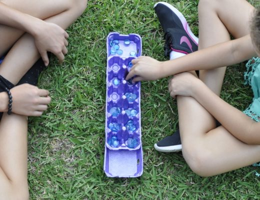 DIY Mancala / Sungka Game