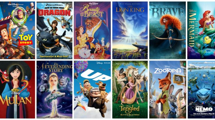 Kids movies that parents love best