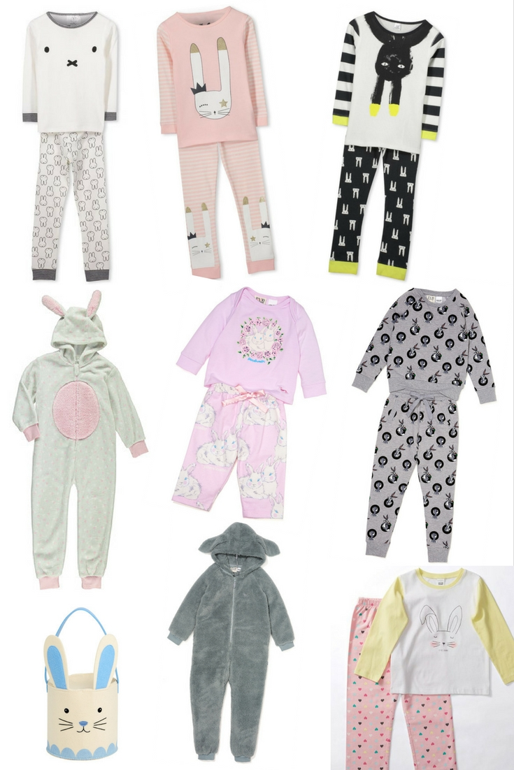 Easter gift ideas be a fun mum harry bunny onesie from kmart peter alexander girls bunny peter alexander bugs bunny peter alexander onesie bunny flannelette from target negle Image collections