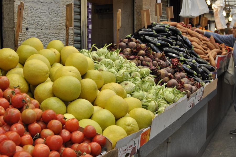 Markets in Jerusalem