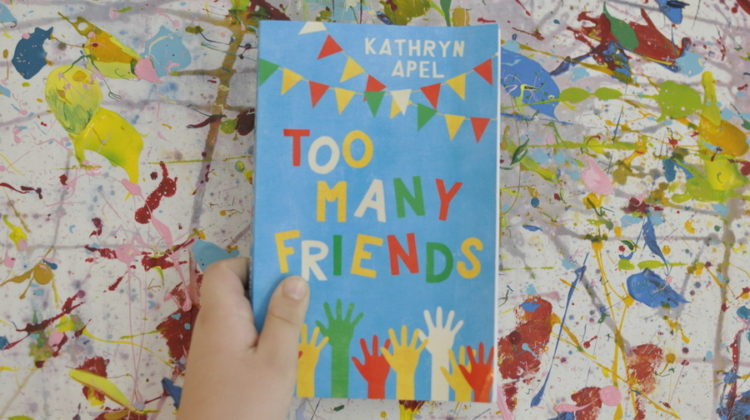 Too Many Friends by Katryn Apel Book Review