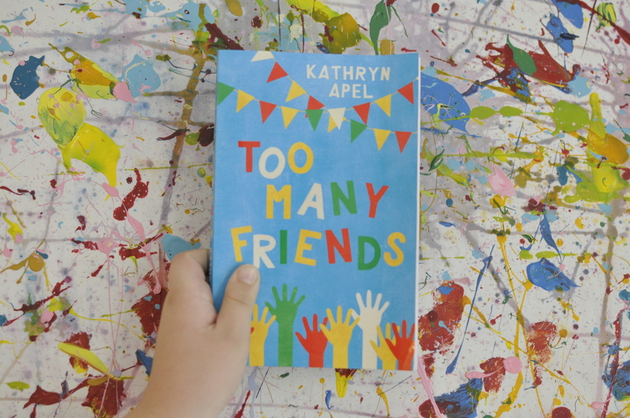 Too Many Friends by Kathryn Apel Review