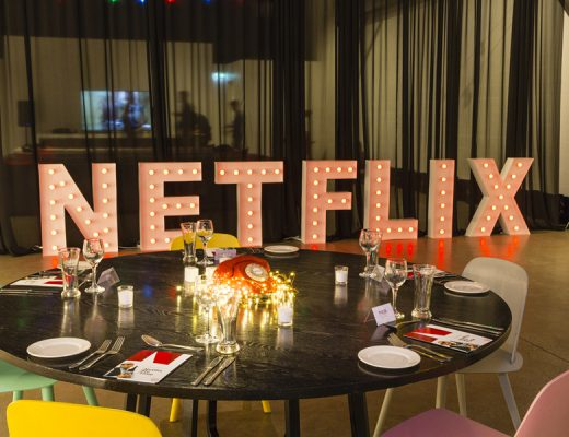 Netflix MeTime Event in Melbourne