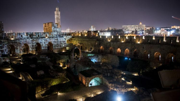 Travel: Tower of David Museum, Jerusalem