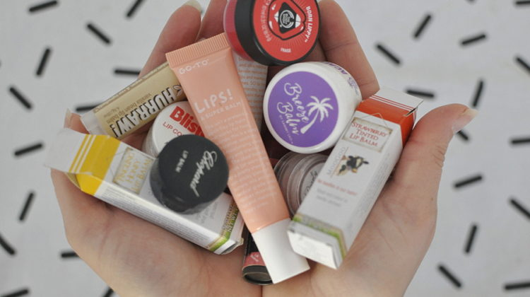 Road Testing the Best Lip Balms for Winter