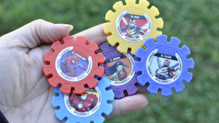 Marvel Heroes Super Discs – Are they ruining our children?