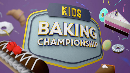Kids Baking Champion