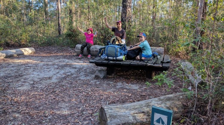 Hiking and Trail Blazing: A Memorable First Overnight Family Trip