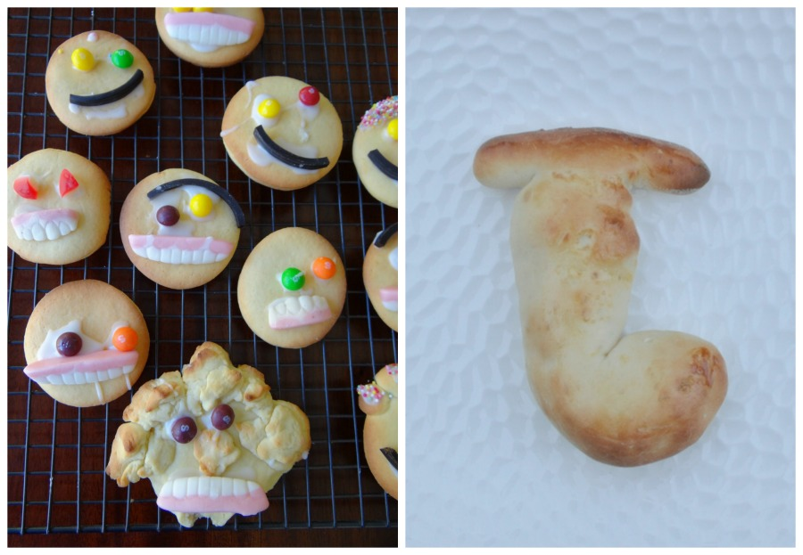 baking with kids - easy and fun ideas