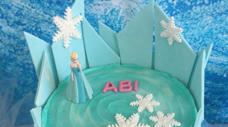 How to host a Frozen-Inspired Birthday Party