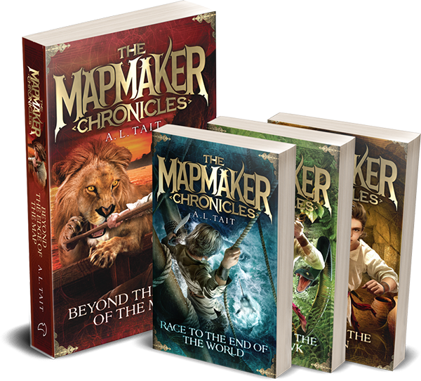 The Map Maker by Allison Tait