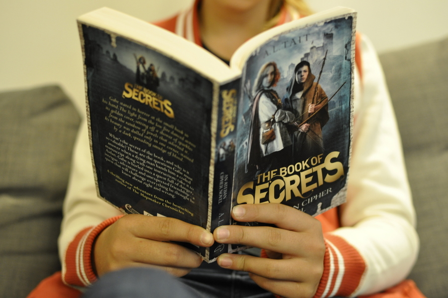 The Book of Secrets by A.L. Tait