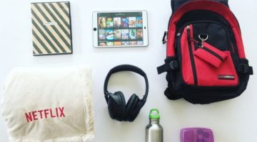 Download Movies on Netflix for Travelling