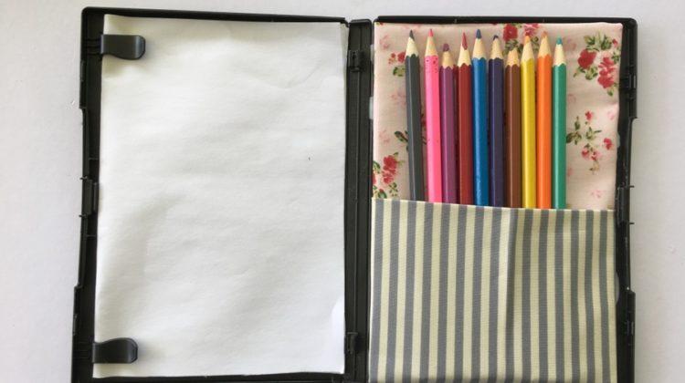 DVD Case Colouring Kit