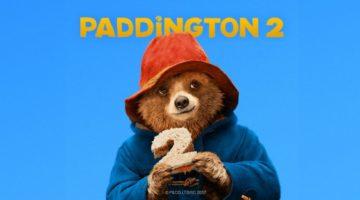 Paddington 2 Colouring Page