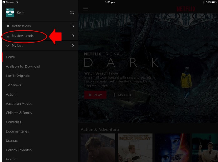 where to find movies to download on netflix