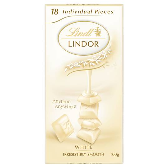 White Chocolate Lindt
