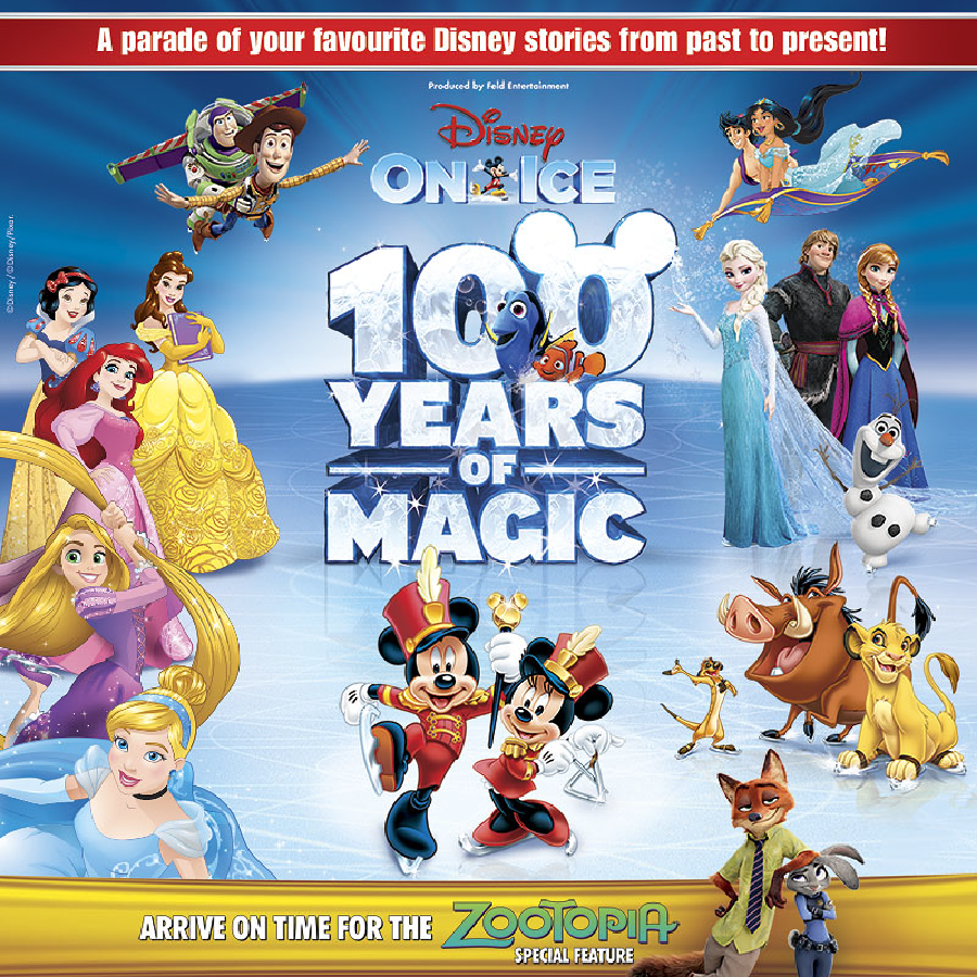 Disney On Ice - Australia