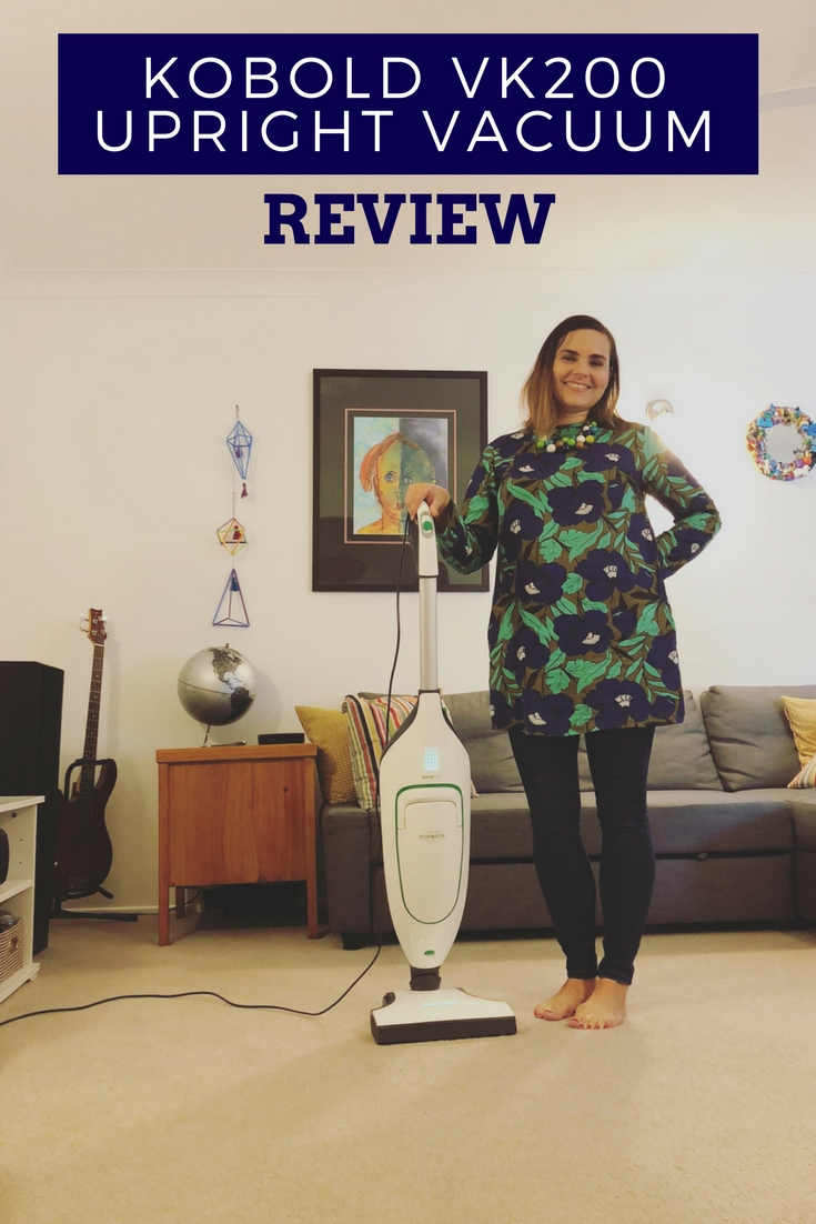 Vorwerk Kobold VK200 Upright Vacuum Review