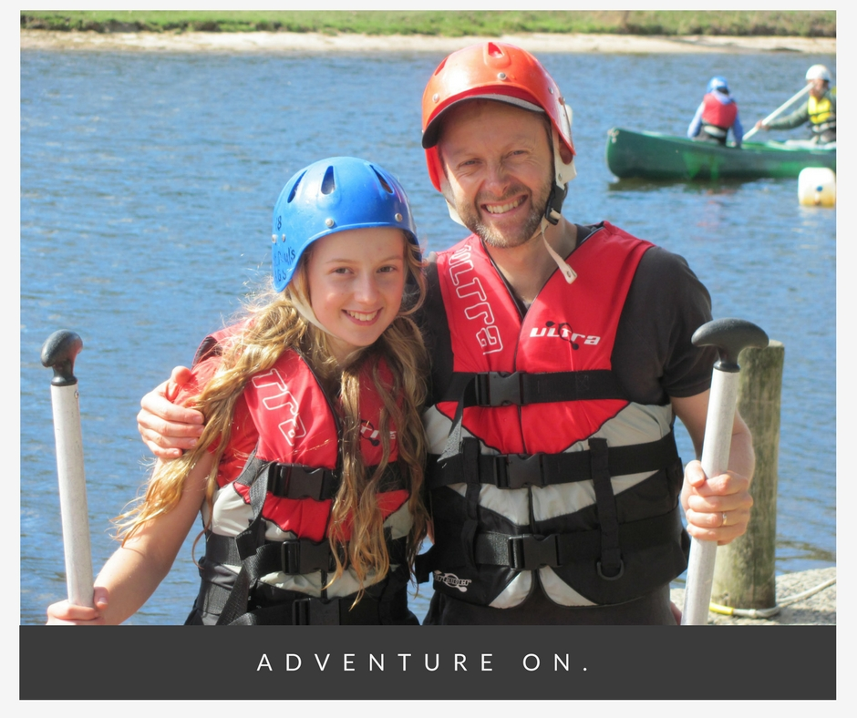 Fathering Adventures - Queensland camp for father and daughters / father and son