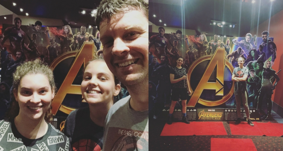 Avengers Infinity War Review