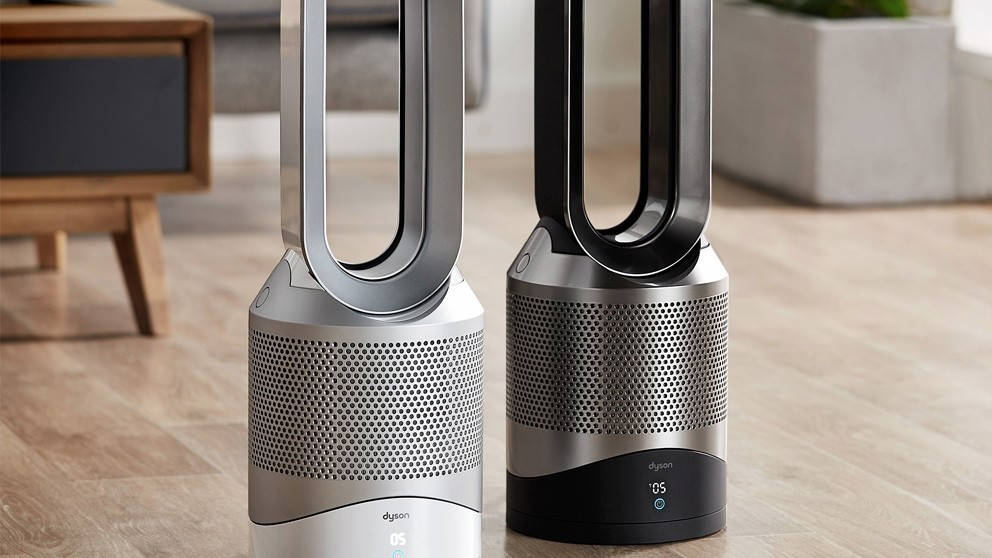 Dyson Pure Hot+Cool Link™ purifier heater - colours