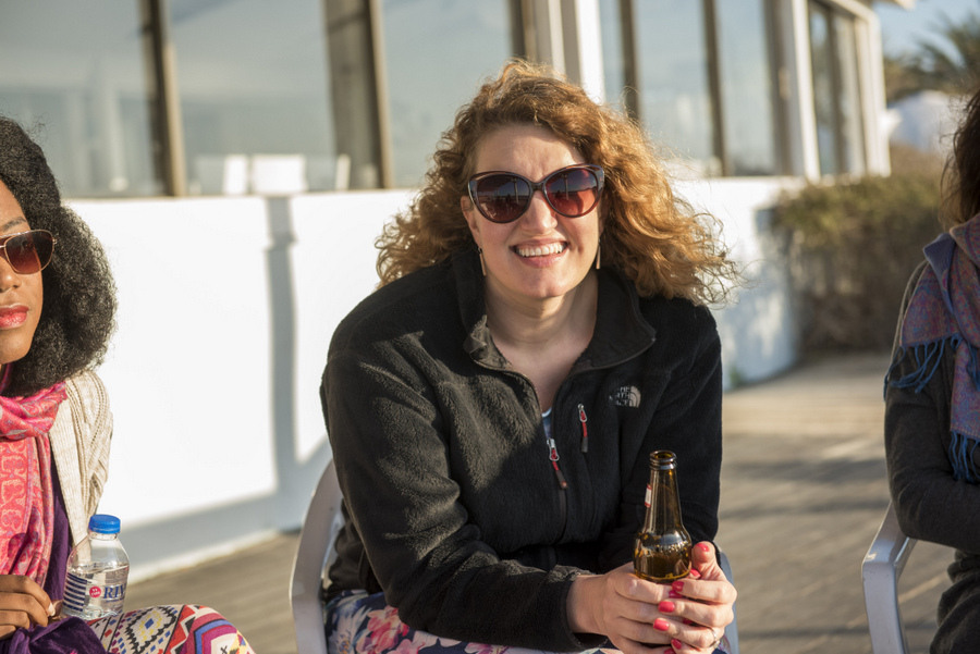 Interview with Lynn Morrison from BLUNT Moms - Dor Beach Israel