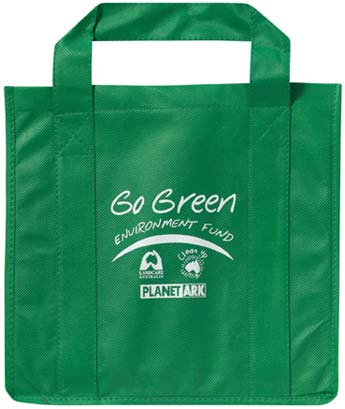 Non-Plastic bag - go_green_bag