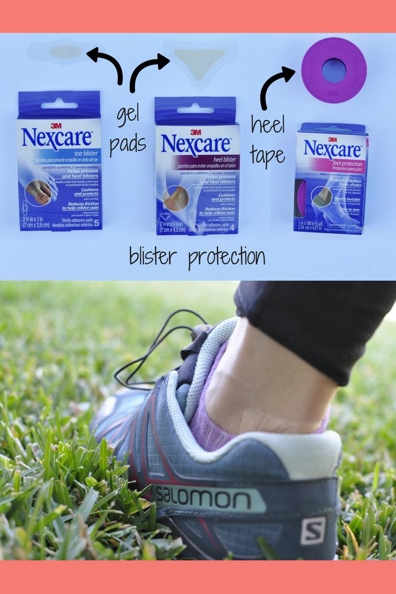 Nexcare Plasters - blister range