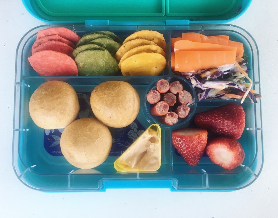Lunch box ideas - Yumbox Tapas