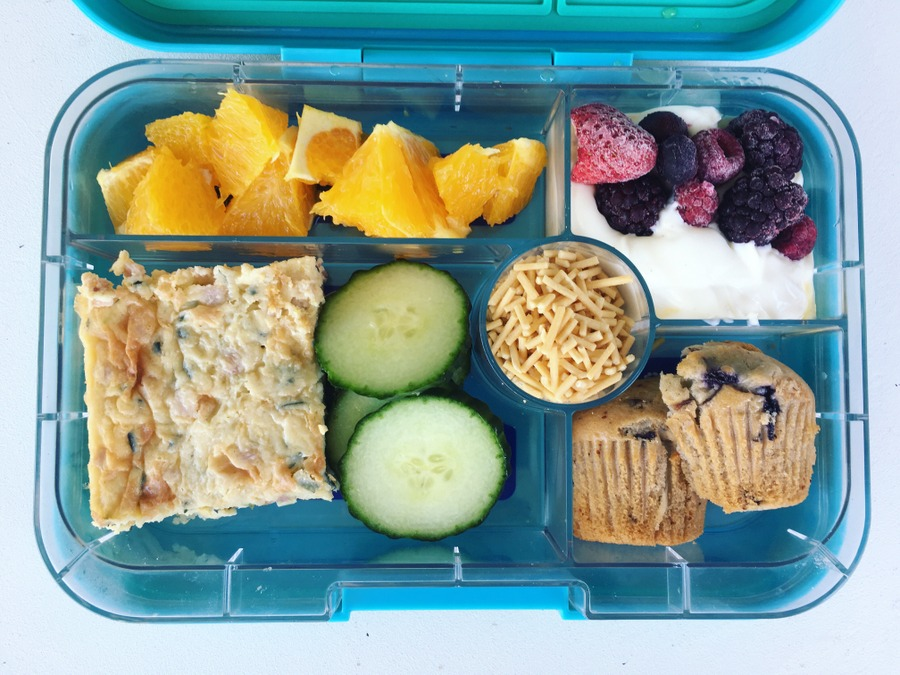 yumbox lunch box ideas food kids