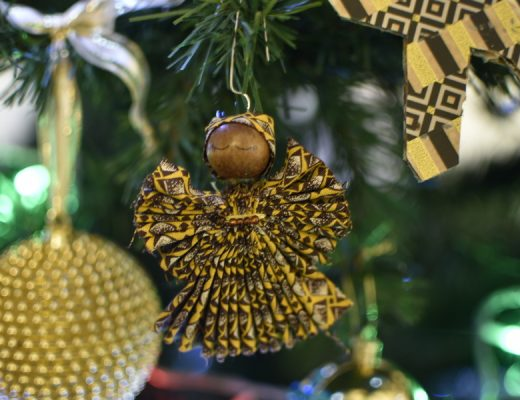 Christmas Decoration from Lesotho